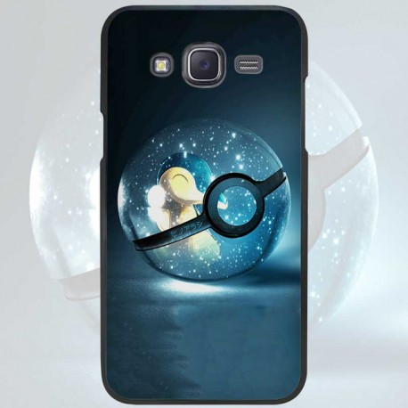 Coques PokeBall Samsung Galaxy J Series
