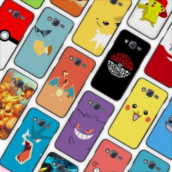 Housse Pokemon SmartPhone Samsung Galaxy J