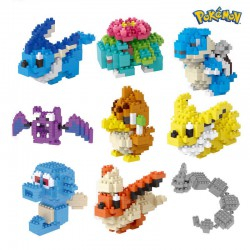 Mini Lego Pokemon
