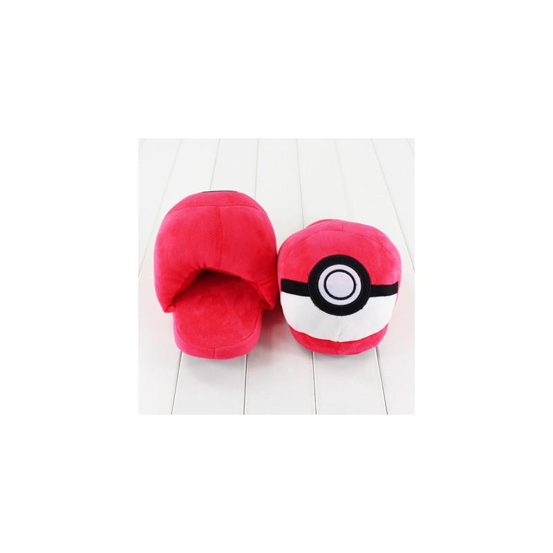 chaussons peluche adulte pas cher boutique chaussons peluche pokemon. Black Bedroom Furniture Sets. Home Design Ideas