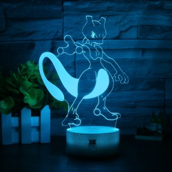 Lampe LED Mewtoo