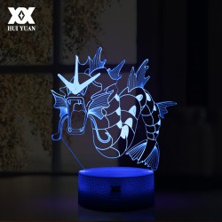 Lampe LED Pokemon
