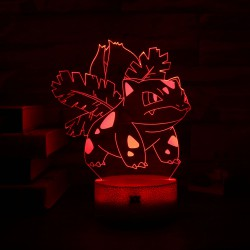 Lampe de Chevet Bulbizarre