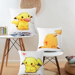 Housse de Coussin Pikachu 45x45cm
