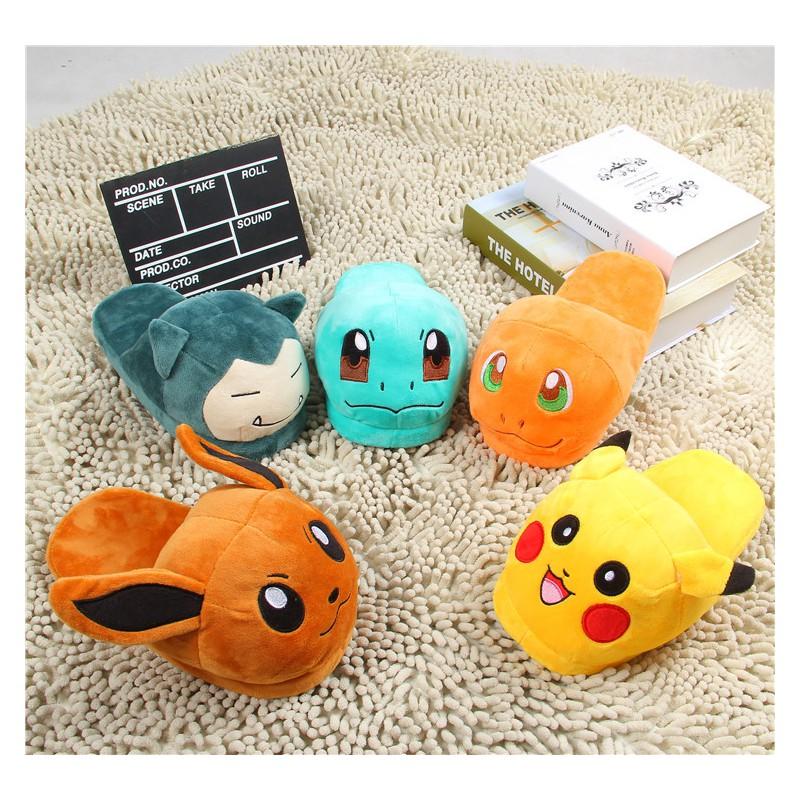 ca1ff04fbed95 Chaussons Pokémon Enfant ...