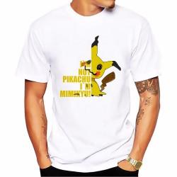 Tee-Shirt Pokemon Mimiqui Homme