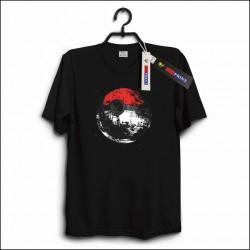 T-Shirt Pokeball Etoile de la Mort