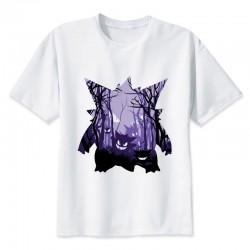 T Shirt Ectoplasma Abstrait Homme
