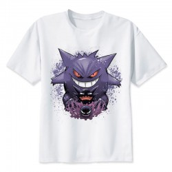 Tee-Shirt Pokemon Ectoplasma