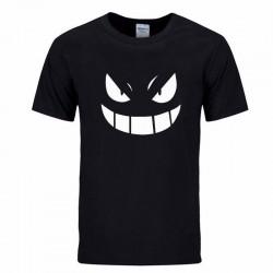 Tee-Shirt Ectoplasma Sourire Fantôme Homme
