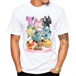 Tee-Shirt Evoli-tions Hommes été 2018