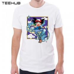 T-Shirt Homme Leviator Sacha Goku