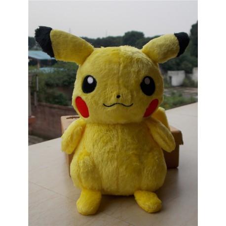 Peluche Pikachu TOMY Originale très douce 25cm