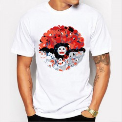 Tee Shirt Pokeball patchwork