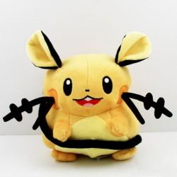 Peluche Dedenne pokémon XY 17cm