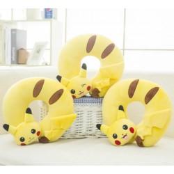 Coussin Tour de Cou Pikachu