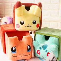 Boites de rangement Pokemon