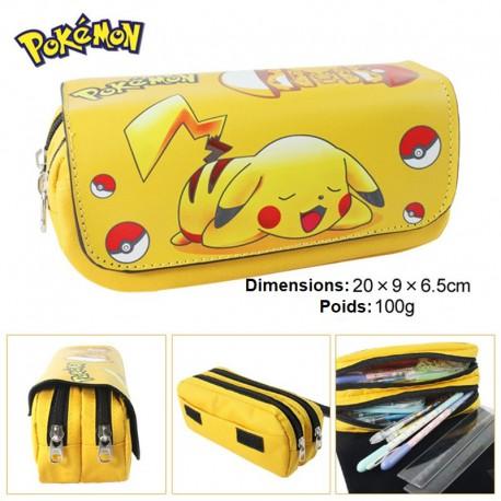 Grande Trousse Pokemon Pikachu