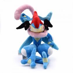 Peluche Pokemon : Amphinobi 30cm
