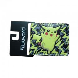 Portefeuille Pikachu Eclair
