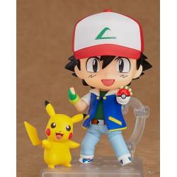 Figurine Pokemon Sacha et Pikachu 800