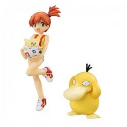 Figurine Pokemon Kasumi Togepi et Psykokwak