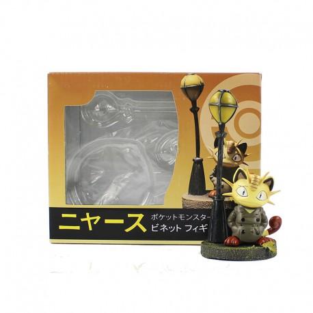 Figurine detective Pokemon: Miaouss