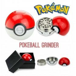 Grinder à Herbe Pokemon en Forme de PokéBALL