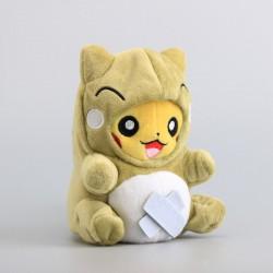Peluche Pikachu Cosplay 20cm