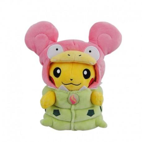 Peluche Pikachu Cosplayeur 23cm