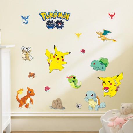 Stickers Pokemon Go