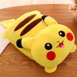 Coussin - Couverture - Plaid Pikachu