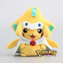 Peluche Pikachu Cosplay Jirachi