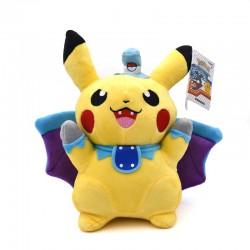 Peluche Pokemon Halloween : Pikachu Vampire