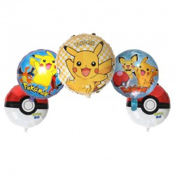 Ballon pokemon