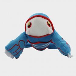 Peluche Pokemon Saphir Kyogre 20cm