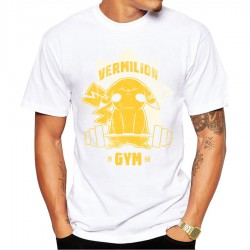 T-Shirt Pokemon Vermilion Gym