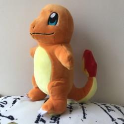 Peluche Pokémon Officielle: Salamèche 23cm