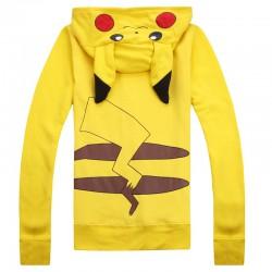 Sweat à Capuche Pikachu