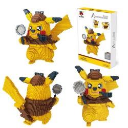 Lego Pokémon : Détective Pikachu 20cm