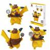 Lego Detective Pikachu 20cm