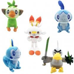 Peluche Pokemon Epée & Bouclier