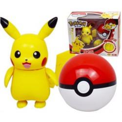 Figurine Articulée Pikachu 10cm