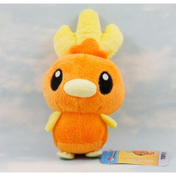 Peluche Pokemon Center Poussifeu 15cm
