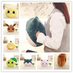 Coussin Chauffe-Main Pokemon | Coussins chauffant pour les mains