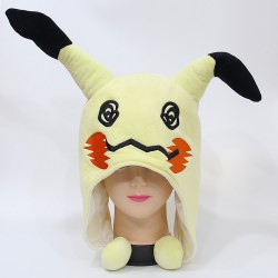 Bonnet Mimiqui | Chapeau Cosplay Pokemon Mimiqui | Cosplay Pokemon Original