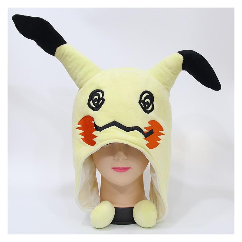 66d7ad84d9a4 Bonnet Pokemon Mimiqui cosplay