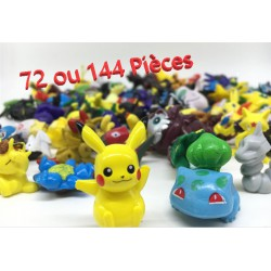 Lot Mini Figurine Pokemon | lot mini figurine pokemon pas cher | figurine pikachu | figurine evoli