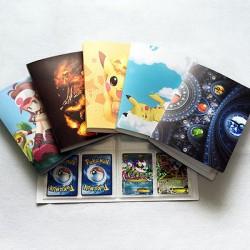 Cahier Range Carte Pokemon 112 Cartes | Album carte Pokemon pas cher | Site carte Pokemon | Ranger cartes Pokemon