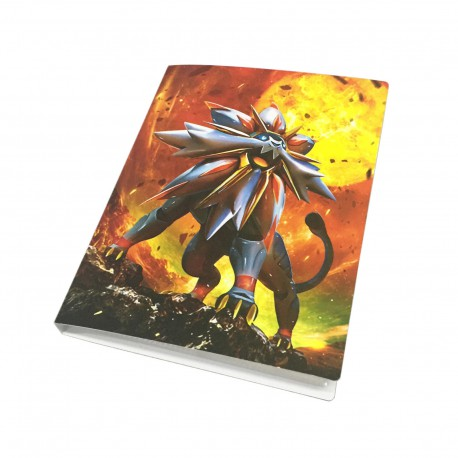 Cahier Range Carte Pokemon 112 Cartes | Classeur carte Pokemon | boutique carte pokemon|carte Pokemon francais